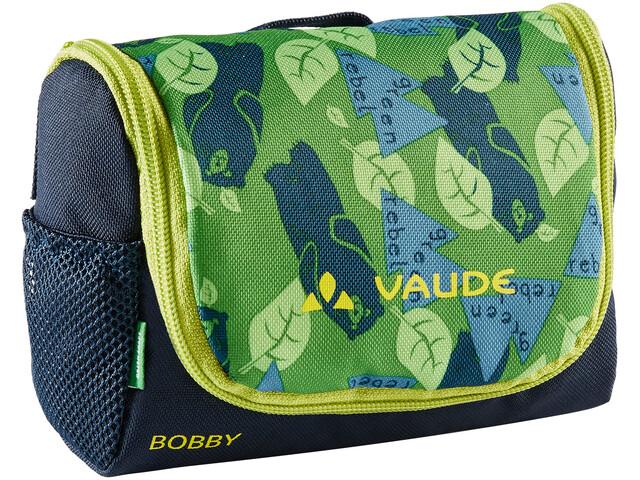 VAUDE Bobby Wash Bag Kids, parrot green/eclipse